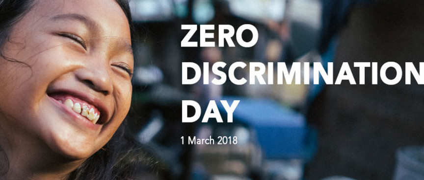 zero discrimination, UNAIDS, HIV, AIDS, AgA, Aktionsbündnis, Diskriminierung,