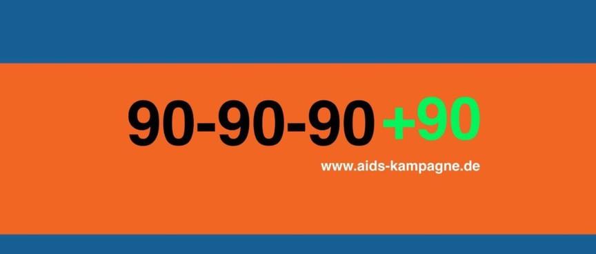 90 90 90 strategie zum deutsch österreichischen Aids Kongress