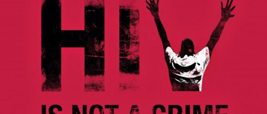 HIV is not a crime  Pressemitteilung zum Internationalen Tag der Menschenrechte