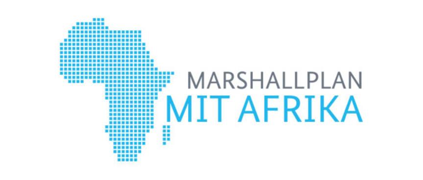Marshall plan für Afrika