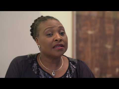 "Embedded thumbnail for Video of the event ""Within reach? The end of Aids, tuberculosis and malaria"" with Yvonne Chaka Chaka"