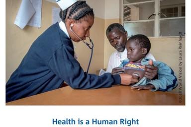 VENRO, Gesundheit, Konferenz, HIV, AIDS, Leave no one behind, LNOB, Aktionsbündnis gegen AIDS
