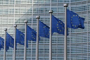 EU Flagge - Dank an Guillaume Perigois - unsplash