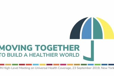 Logo UN HLM UHC