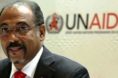 Michel Sidibè, UNAIDS Executive Director