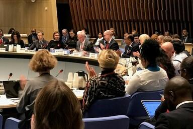 Unaids PCB Meeting Genf 2018