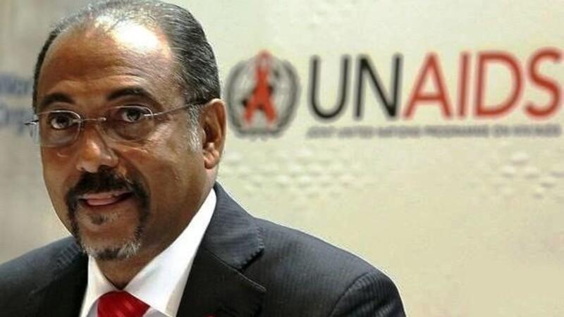 Michel Sidibè, UNAIDS Executive Director